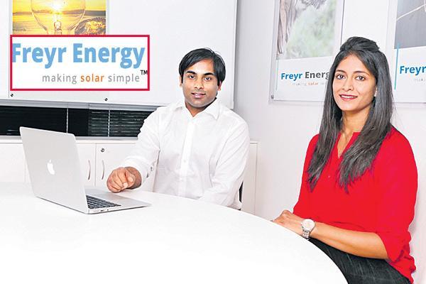 New startup dairy freyr energy - Sakshi