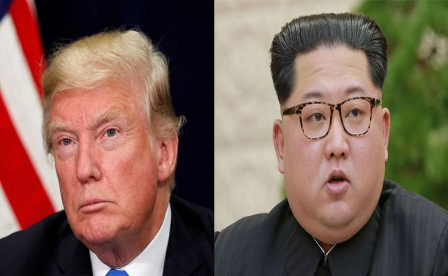 Donald Trump Says Meeting With Kim Jong Un May Cancelled - Sakshi