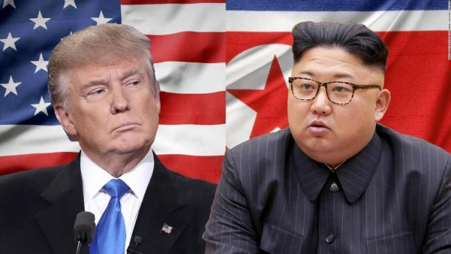 Is Donald Trump Gets Control Over Kim Jong Un - Sakshi
