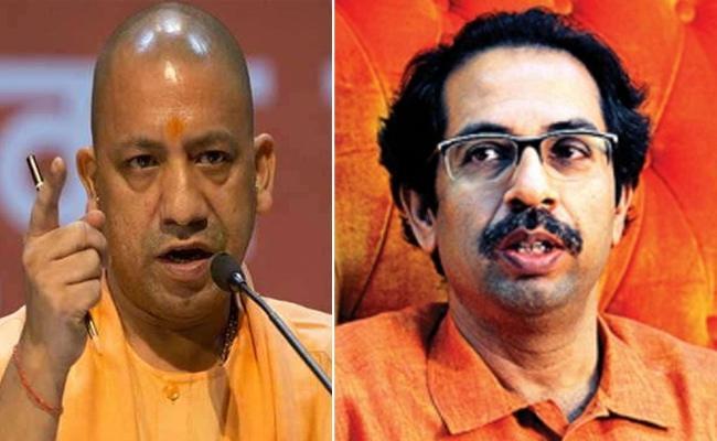 Don't need to learn manners from Uddhav Thackeray, says CM Yogi Adityanath - Sakshi