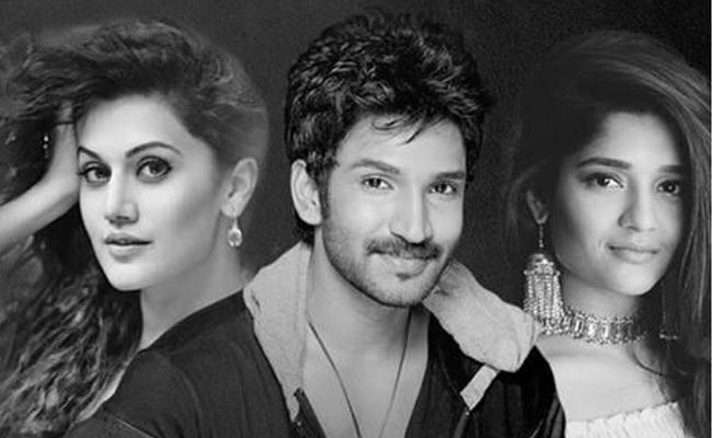 Aadhi Taapsees Thriller Inspired From Malayalam Movie - Sakshi