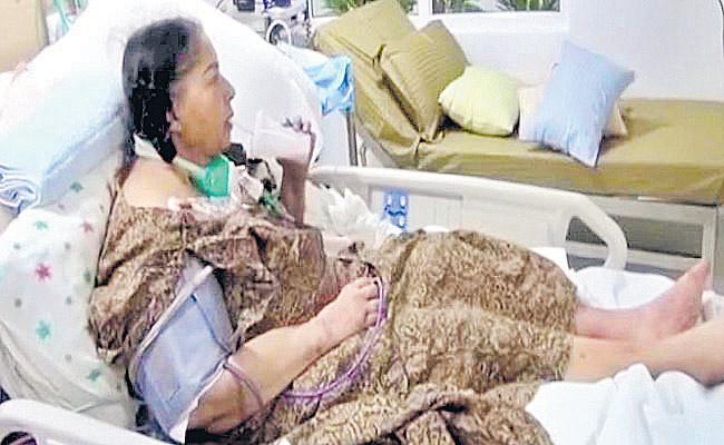 J Jayalalitha:audio clip of jayalalitha in apollo hospital released - Sakshi
