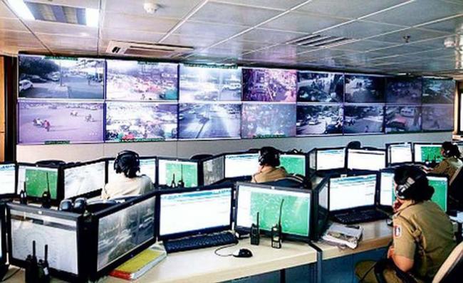 New Traffic Control System In Bhubaneswar City - Sakshi
