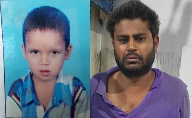 Father Throws Son Into Canal In Agra - Sakshi