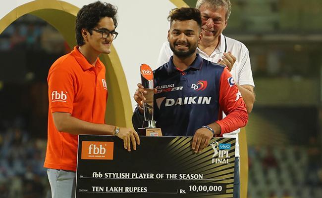 IPL 2018 Complete List of Awards - Sakshi