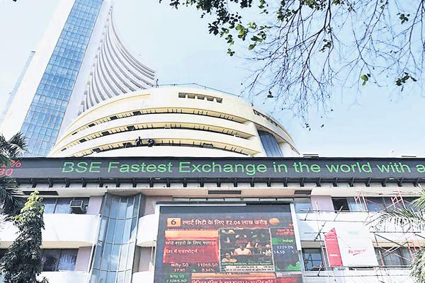 Stock markets this week - Sakshi