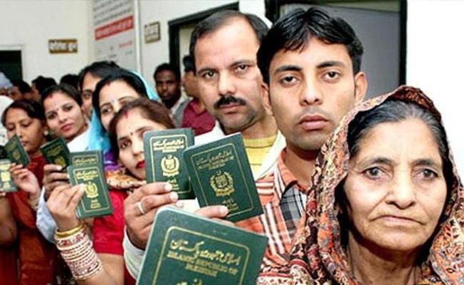 Hindus Are Top In Minorities Voters Of Pakistan - Sakshi