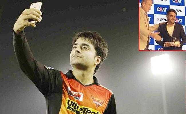 May Be I Am The Second Most Popular Person In Afghanistan Says Rashid Khan - Sakshi