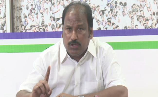 YSRCP Leader TJR Sudhakar Babu Fires On Chandrababu Naidu - Sakshi