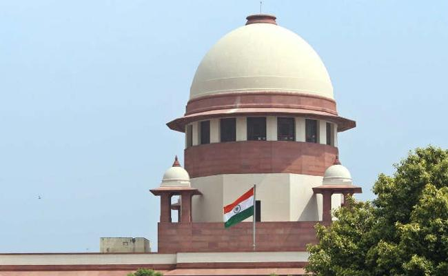 Supreme Court Response On Pending Cases - Sakshi