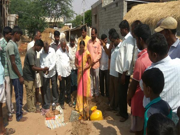 Bhagiratha Mission Scheme Start In Mahabubnagar - Sakshi