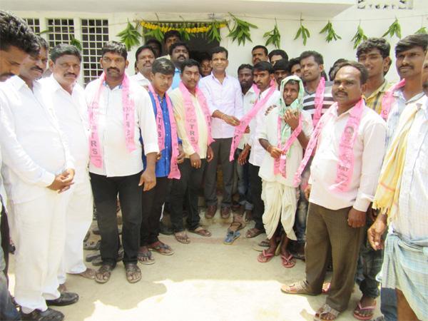Telangana Developed Only With TRC Govt MLA Gadari Kishore Kumar - Sakshi