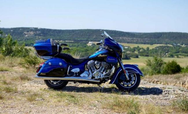 Indian Motorcycle launches Roadmaster Elite at Rs 48 lakh - Sakshi