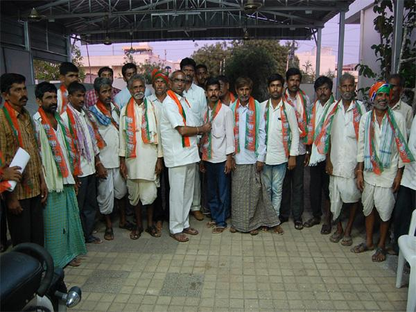Suryapet Congress Leaders Join In BJP Party - Sakshi