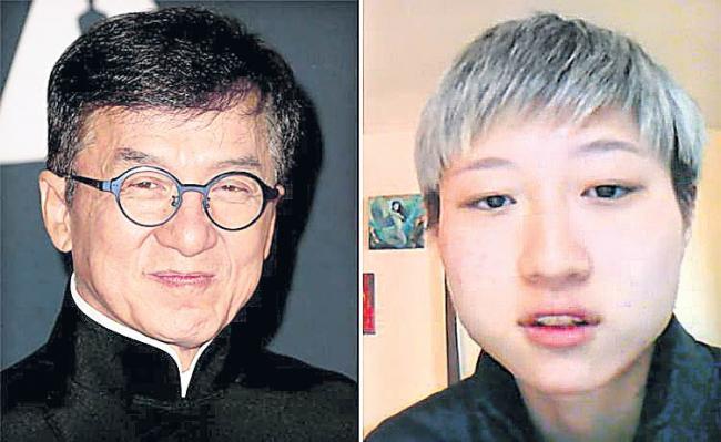 Jackie Chan's estranged daughter Etta Ng says she's homeless - Sakshi