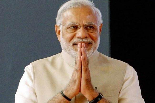 PM Narendra Modi twice as popular on Facebook as US President Trump - Sakshi