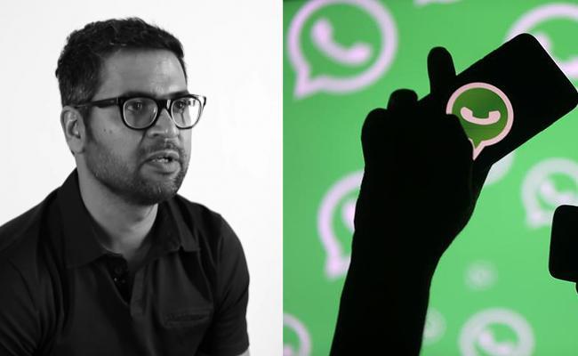 Will Neeraj Arora Become WhatsApp CEO - Sakshi