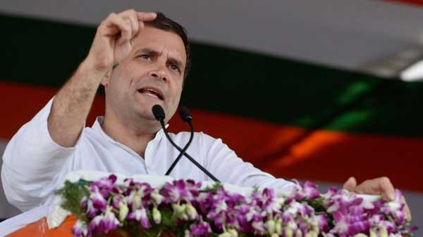 Rahul Says Will Never Make A Personal Attack On PM Modi  - Sakshi