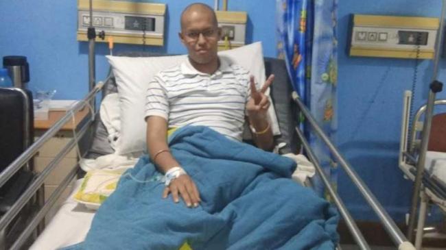 Delhi Boy Having Blood Cancer Scores High Percentage in CBSE Exam - Sakshi