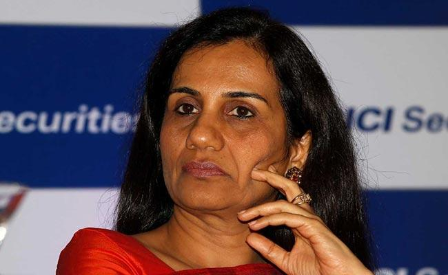 ICICI Bank begins probe against MD and CEO Chanda Kochhar - Sakshi