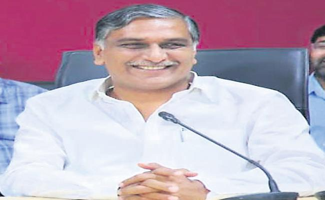 Speed Up Motors Pump Fitting Under Kaleshwaram Project - Sakshi