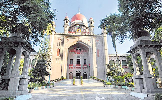 Hyderabad high Court Says Arbitrator Not Equal To Civil Court - Sakshi