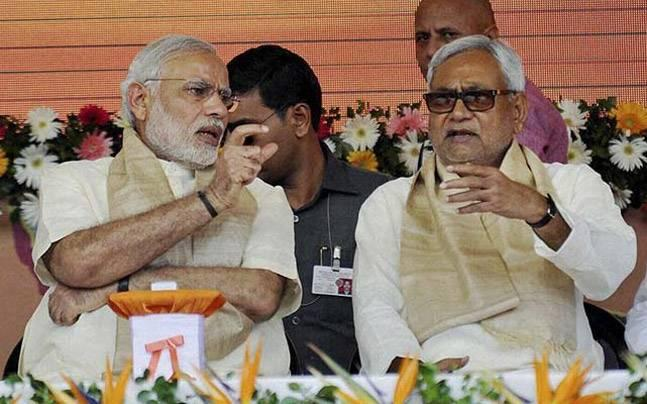 Nitish Kumar Planning To Leave Nda Over Bjps Stand - Sakshi