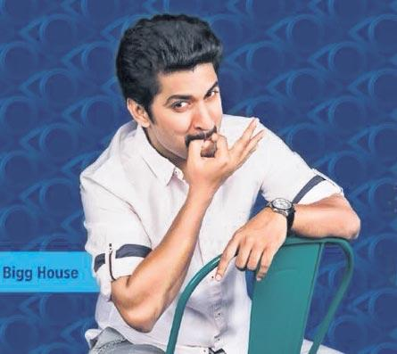 Nani replaces Jr NTR as Bigg Boss Telugu host - Sakshi