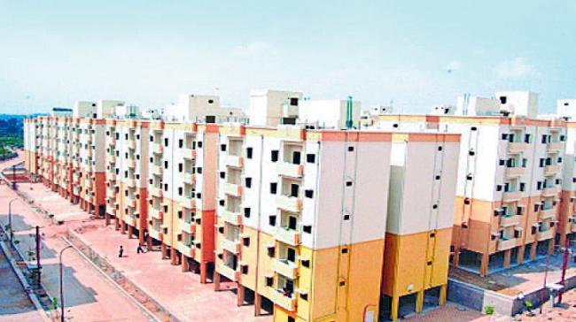 Telangana Govt Nazar On Swagruha Scam - Sakshi