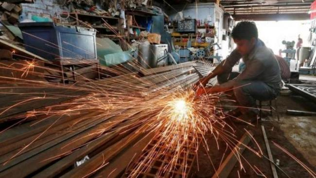 India Retains Position As Fastest Growing Economy GDP Growth Accelerates  - Sakshi
