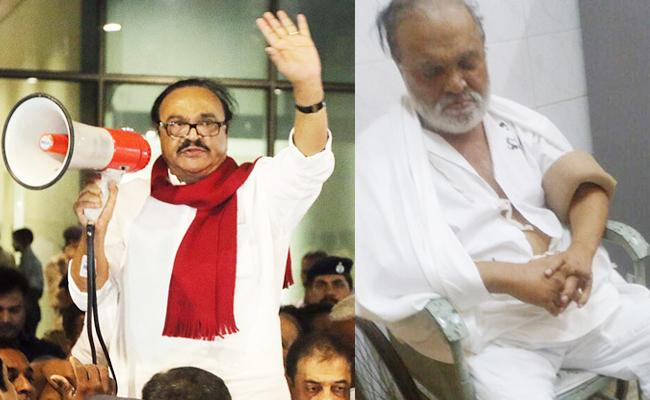 NCP Leader Chhagan Bhujbal Gets Bail - Sakshi