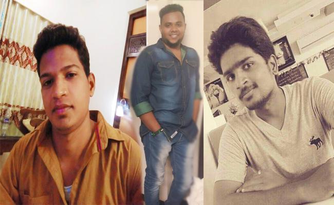 Three Young Men Arrest In Woman Molestation Case  - Sakshi