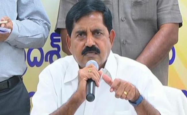 Jammalamadugu MLA Ticket Is Mine Said By Minister Adinarayana reddy - Sakshi