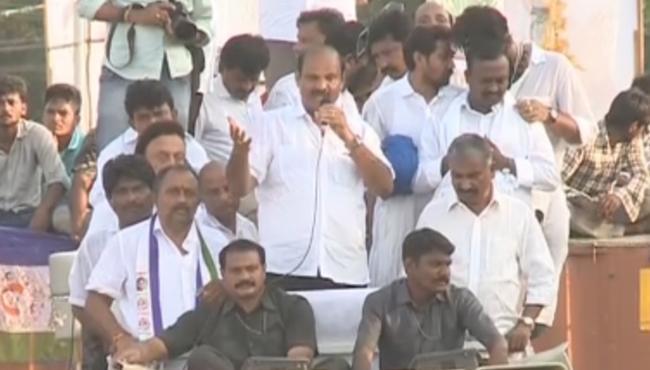 YSRCP Leader Parthasarathy Slams Chandrababu Ruling In AP - Sakshi