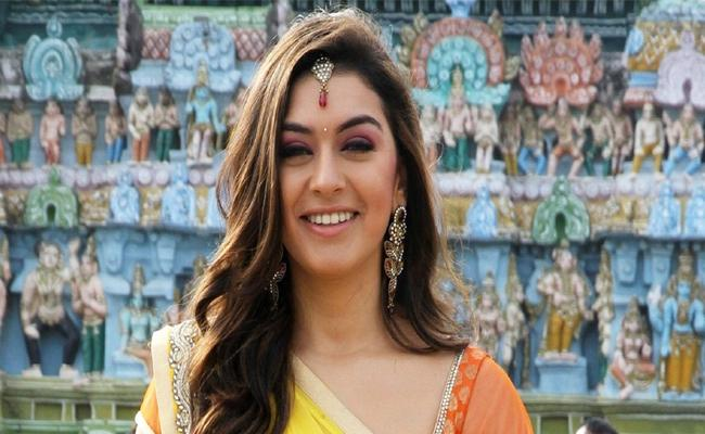 Hansika Ready To Act In Thriller And Lady Oriented Movies - Sakshi