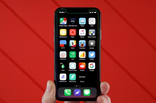 IPhone X Emerges As Best Selling Smartphone In Early 2018 - Sakshi