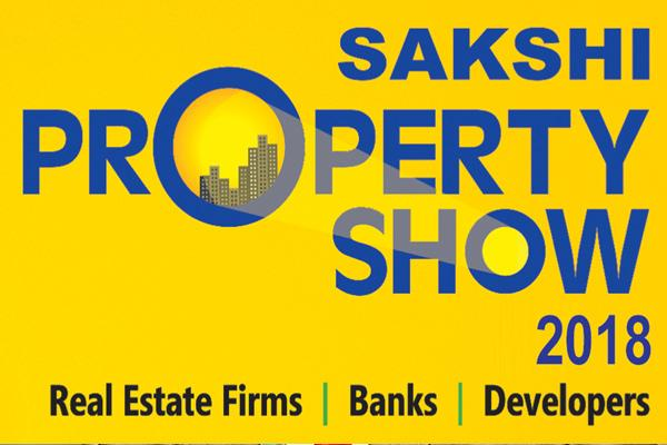 sakshi  property show on 19,20th - Sakshi