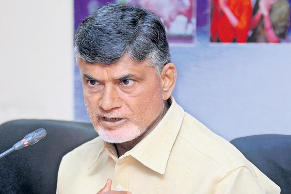 CM Chandrababu comments on Dachepalle issue - Sakshi