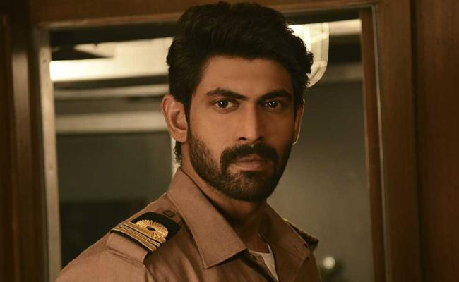 Rana In Another War Based Film - Sakshi