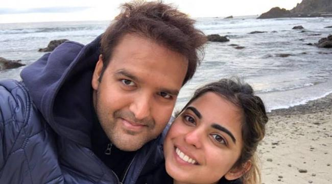 Isha Ambani Gets Engaged With Anand Piramal - Sakshi