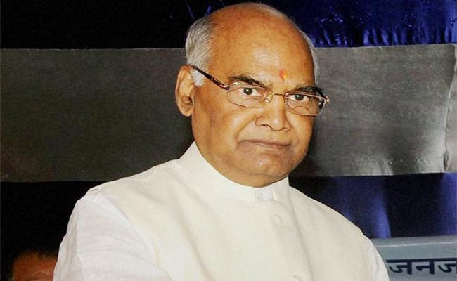 Madhav Singaraju Unwriten Dairy On Ram Nath Kovind - Sakshi