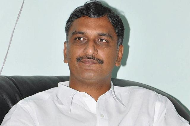 Minister Harish Rao comments on Congress leaders - Sakshi