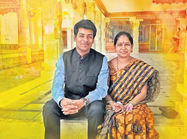 special story to civils topper anudeep - Sakshi