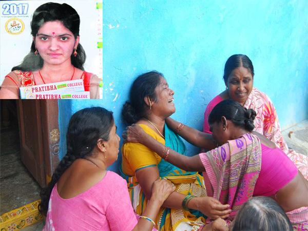 BTech Student Commits Suicide In Karimnagar - Sakshi