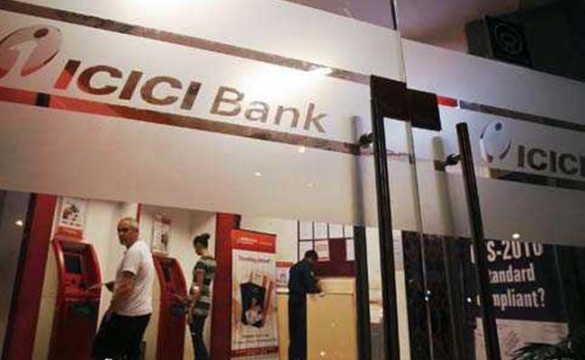 ICICI Bank Q4 Net Profit Slides 50percent   - Sakshi