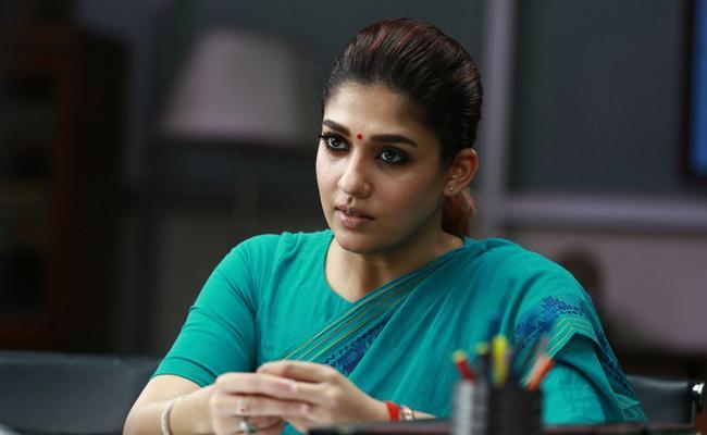 Nayanatara Acts In Lady Oriented Movies Like Vijaya Shanthi - Sakshi