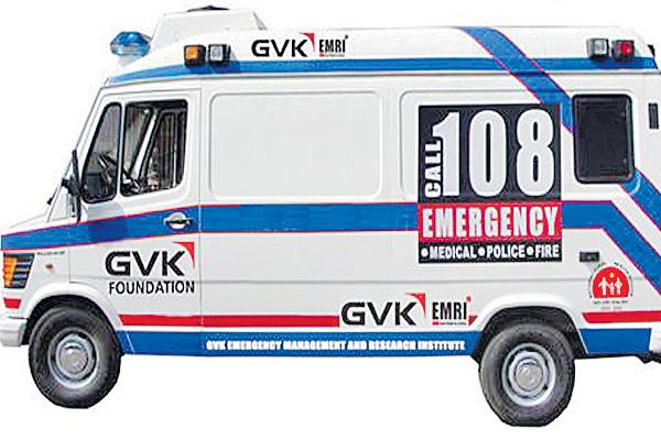145 new '108' vehicles set to begin on Tuesday - Sakshi
