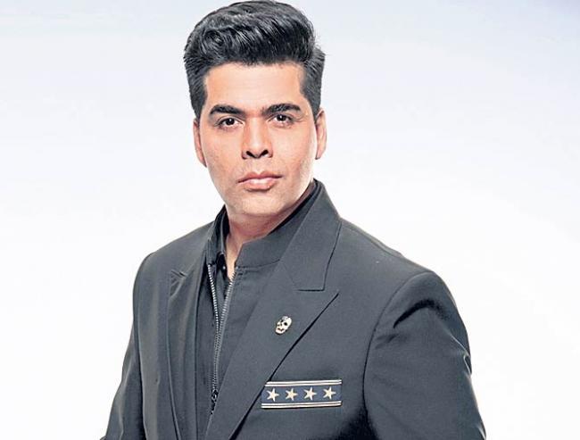 Karan Johar admits to being a flop actor - Sakshi