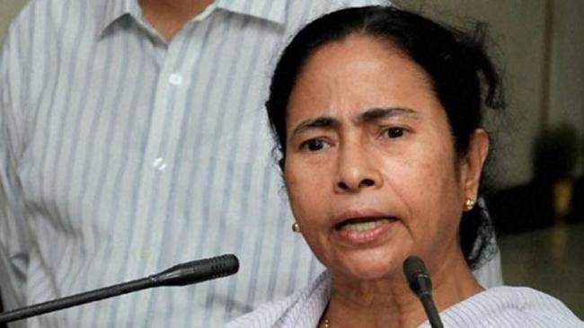 Mamata Writes To Javadekar Seeking Action Over Exam Irregularities - Sakshi