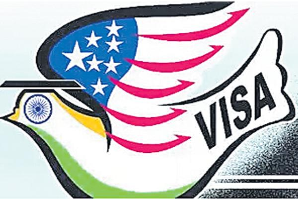 Indians accounted for more than 74% of H-1B visas in last two years - Sakshi